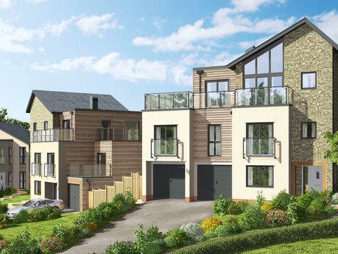 New Homes In Kingsbridge Devon Whathouse