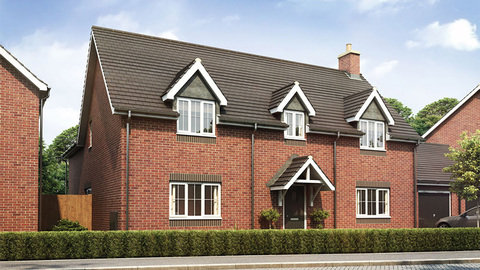 Plot 15 - The Sycamore
