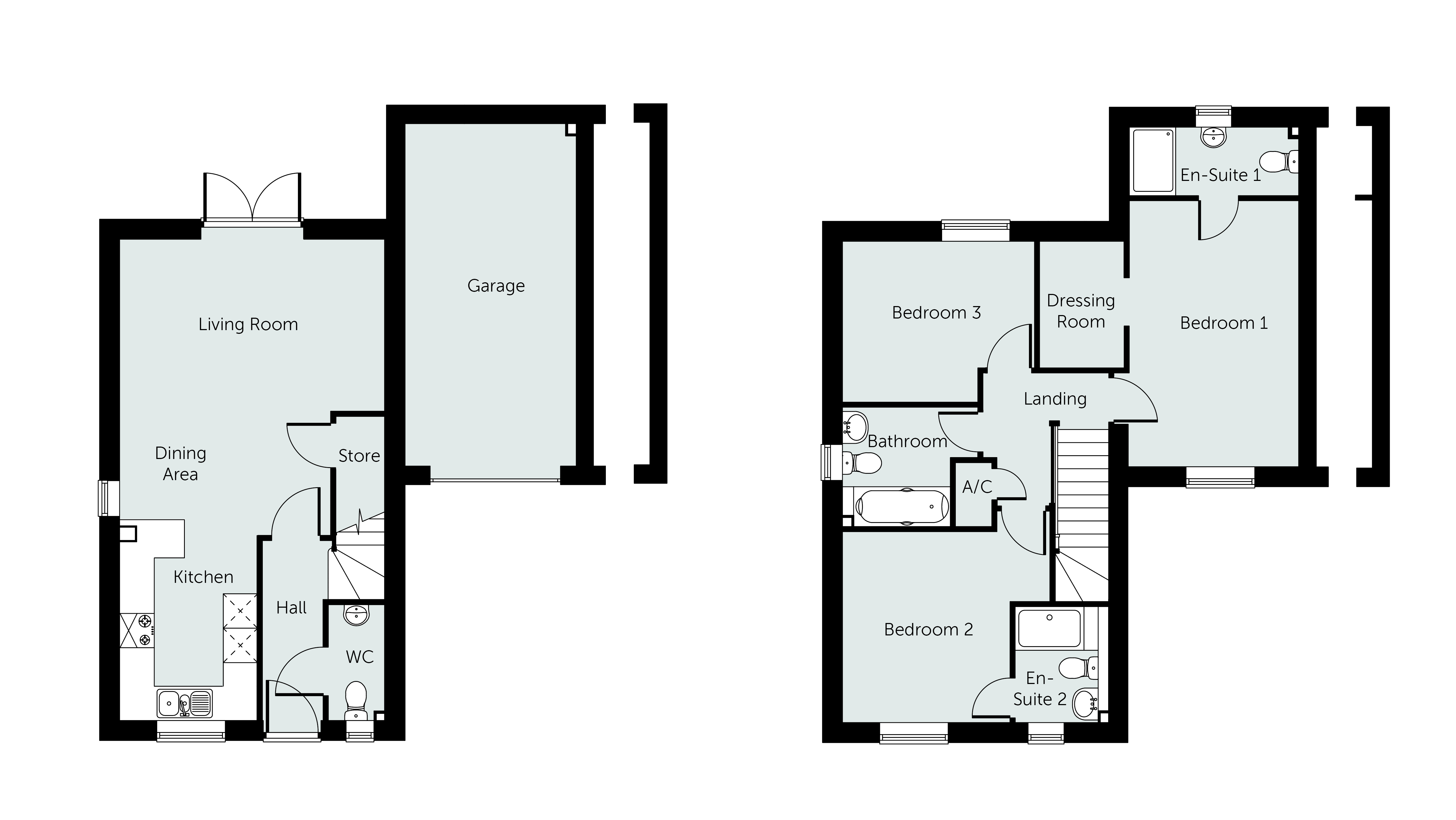 Built By Lioncourt Homes Plot 16 The Laurel Priced At 163