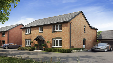 Plot 61 - The Oak