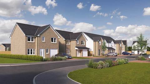 Glassford, South Lanarkshire ML10