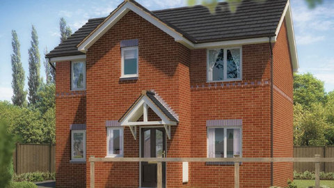 Plot 50 - Sherwood