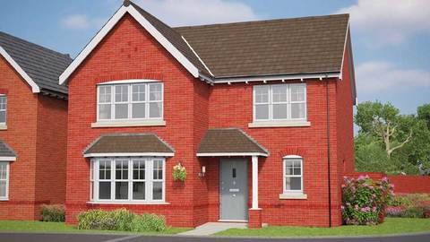Plot 1 - The Chatsworth