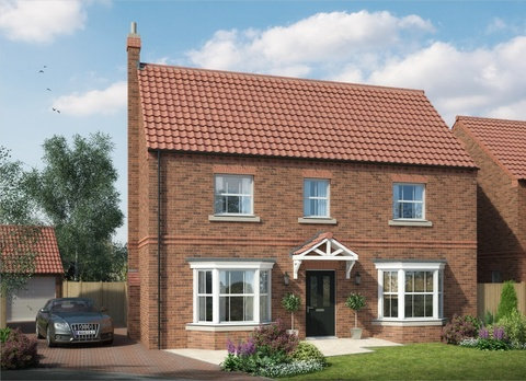 Plot 4 - The Kirkham