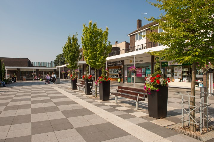 Aldridge Shopping Centre