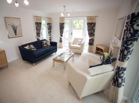 Typical 2 bedroom  - Plot 41835