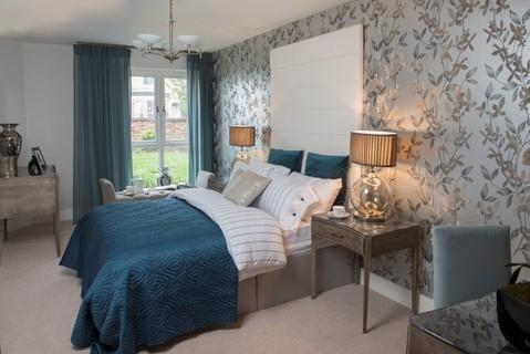 Typical 1 bedroom - Plot 55867