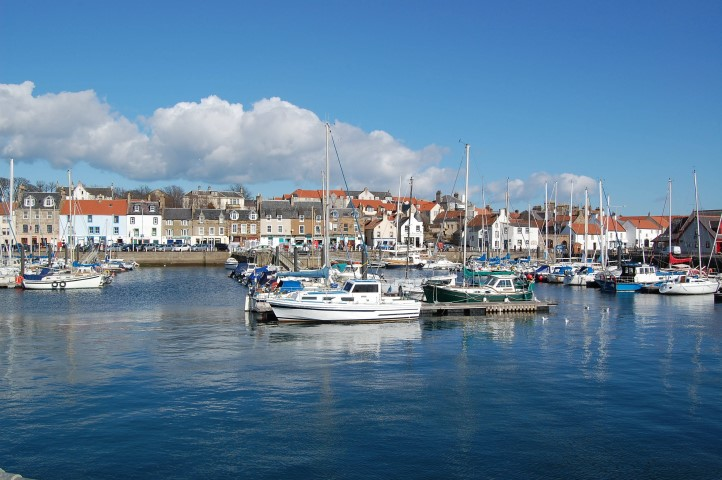Anstruther Harbour