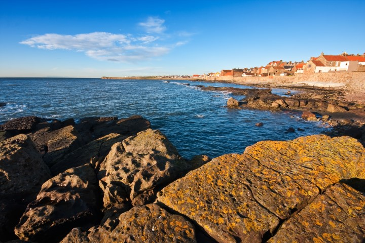 Coastal view, Anstruther