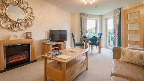 2 bedroom retirement retirement-property  in Guisborough