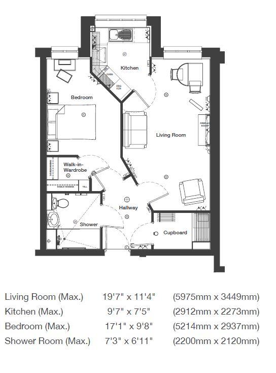Beechfield Court - Apartment 5