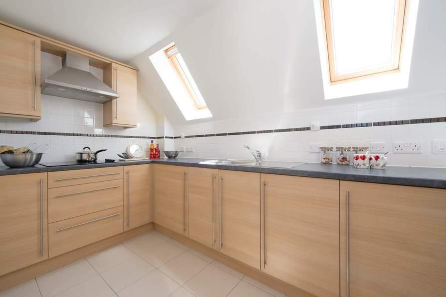 Apartment 24 kitchen