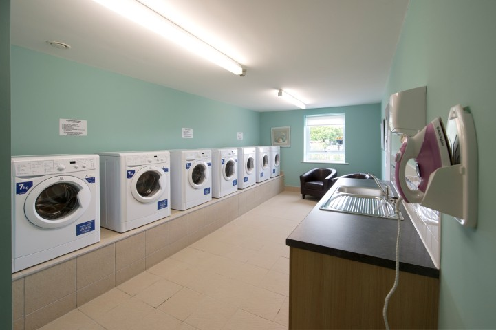 Typical laundry