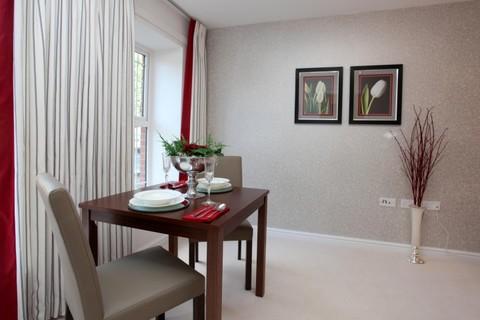 Typical 1 bedroom - Plot 82057