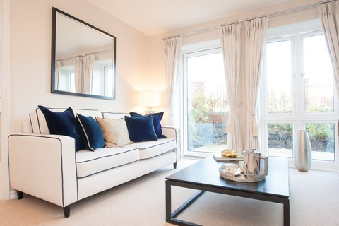 Last remaining 2 bedroom apartment - Plot 20927