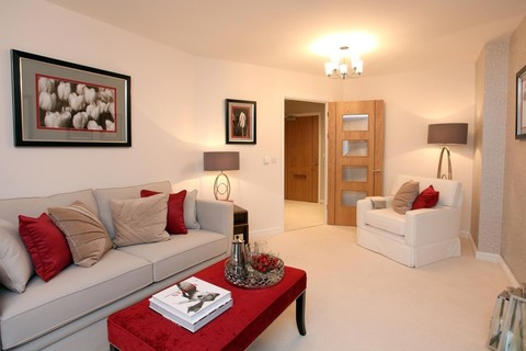 Last remaining 2 bedroom apartment - Plot 20927