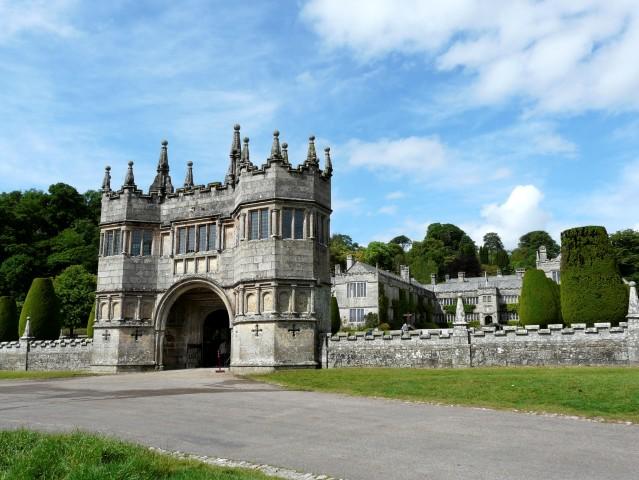 Llanhydrock Castle