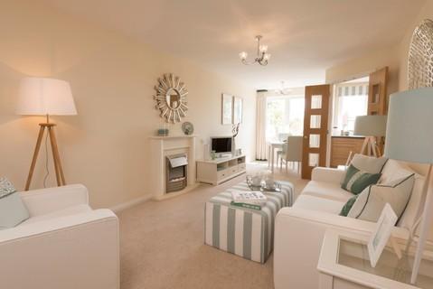 Typical 2 bedroom - Plot 13344