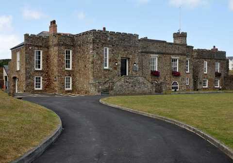 Bude Castle