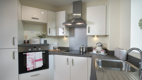 2 bedroom retirement retirement-property  in Nottingham
