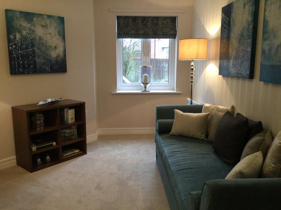 Show apartment study