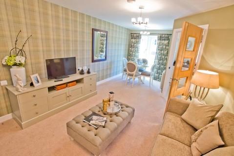 Typical 1 bedroom - Plot 22868