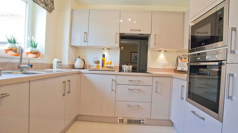 2 bedroom retirement retirement-property  in Perth