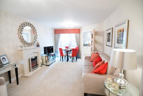 Typical 1 bedroom - Plot 64275
