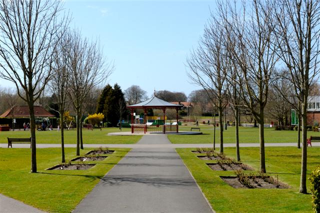 Local Area - Coronation Park