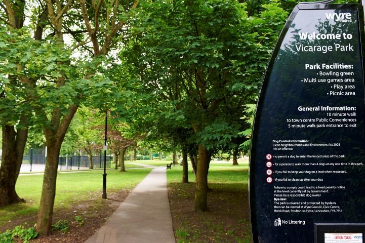 Vicorage Park