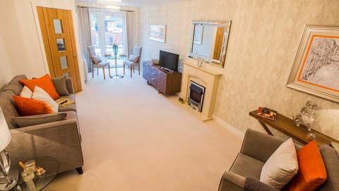 1 bedroom retirement retirement-property  in Blairgowrie