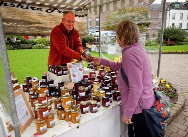 Blairgowrie Community Market