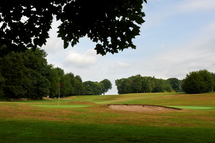 Local golf course