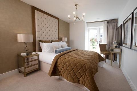 Typical 1 bedroom - Plot 25572