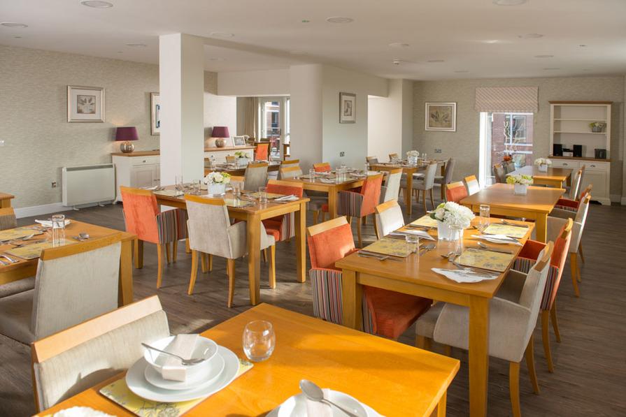 Table Service Restaurant