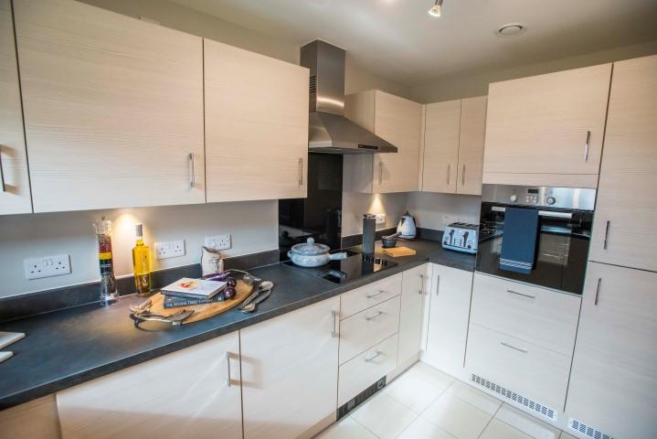 Greenwood Grove West - Typical Kitchen