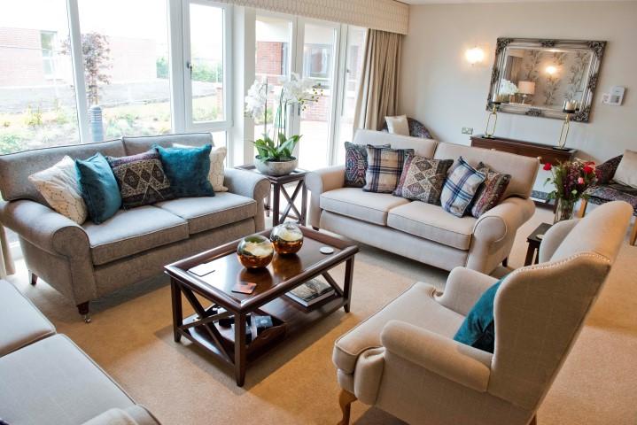 Greenwood Grove East - Homeowners Lounge