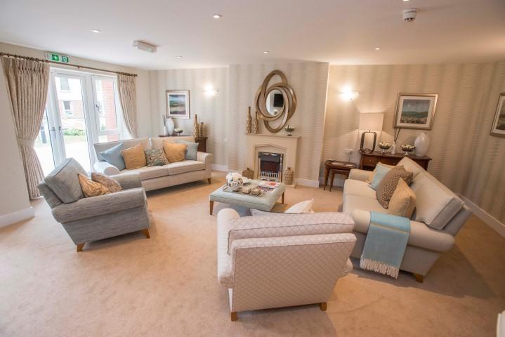 Greenwood Grove West - Homeowners' Lounge
