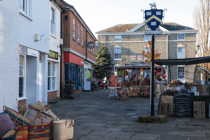 Hadleigh Market Place