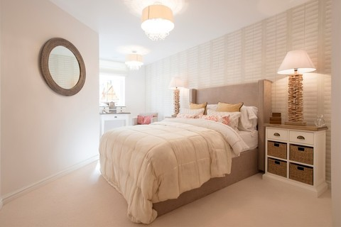 Typical 1 bedroom - Plot 16537