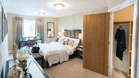 Apartment Number 18 - Plot CMS-116507_SPS-48533