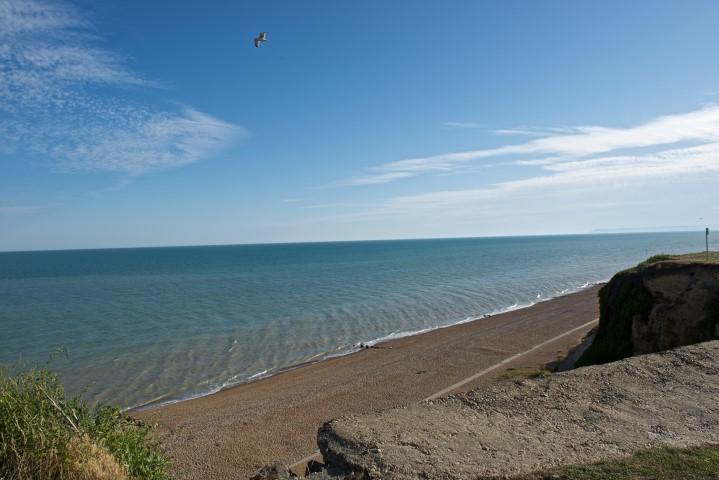 Enjoy a stroll along the beach