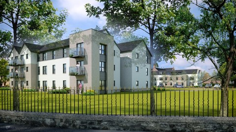 Oakwood Court in Inverness