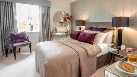Two Bedroom Apartments from