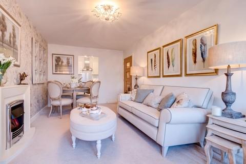 Typical 2 bedroom - Plot 77355