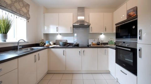 1 bedroom retirement retirement-property  in Moreton-in-marsh