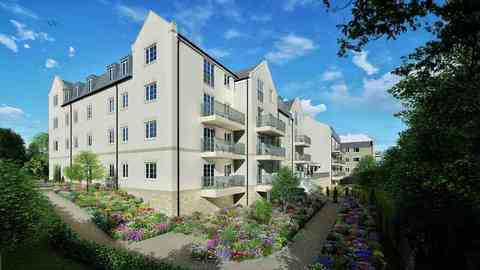 Lambrook Court in Bath