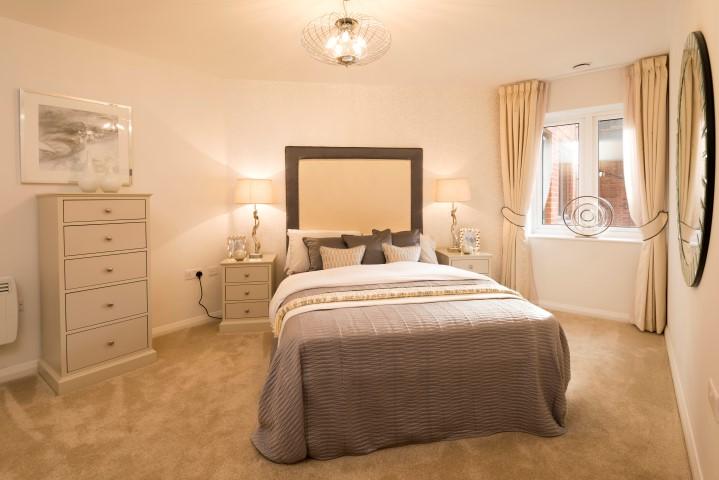 Second bedroom/Study