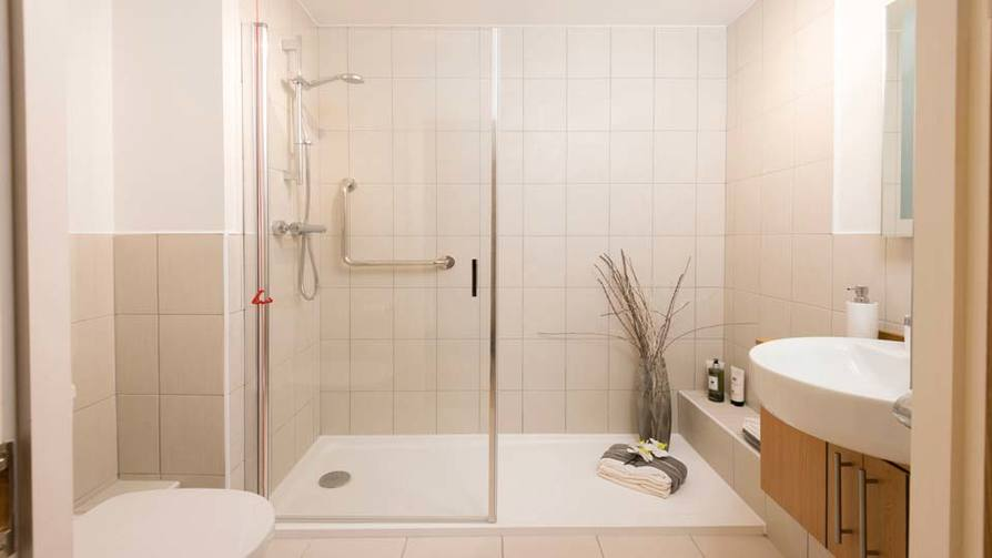 Typical Bathroom/Shower Room