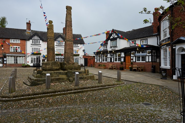 The Crosses Sandbach